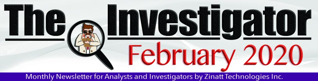 The Investigator February
