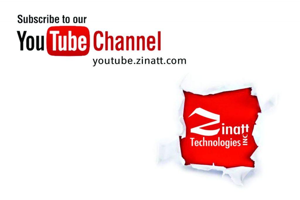 Zinatt YouTube